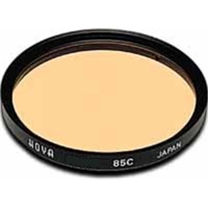 Yashica 46mm Orange 85 filter Image 1